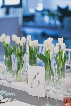 Table Numbers for Seven Swans Wedding Stationery, image by Jaco le Roux