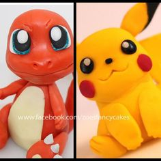 Who's playing Pokemon Go? Did you know i have cake topper tutorials for Pikachu… Pokemon Go Cakes, Pokemon Birthday Cake, 12th Birthday Cake, Pokemon Cake Topper, Fondant Cake Toppers, Pokemon Party, Fondant Figures, Pokemon Snacks, Zoes Fancy Cakes