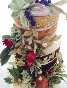 Wedding Cakes from Lael Cakes - MODwedding