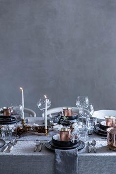 a friendsgiving feast - Local Milk Blog