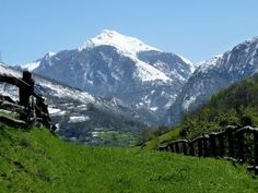 Parque Natural de Redes, Caso. Asturias. North of Spain