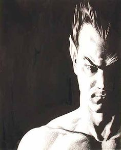 Namor by Alex Ross