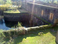 Ruinas, Rivera