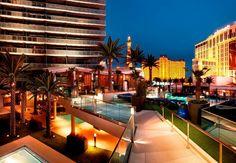 Boulevard pool at cosmopolitan