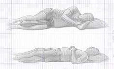Sleeping Positions For Longevity And Benefits Of Proper Night Sleep