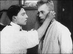 "Buster Keaton and Al St. John in ""Good Night, Nurse!"" - (1918)"