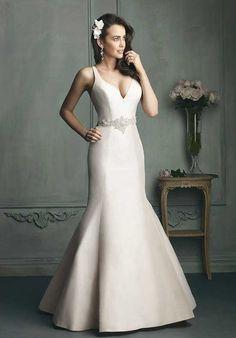 Allure Bridals 9112 Wedding Dress photo