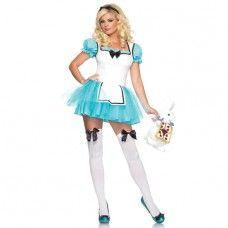 Alicia Encantada en el País de las Maravillas  http://www.placersexy.com/59-divertidos/144-disfraces/4191-leg-avenue-disfraz-alicia-encantada-en-el-pais-de-las-maravillas-/