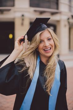 College Graduation Alyssa Shrock Photography
