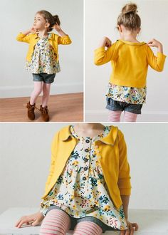 This outfit, and many more inspiring ideas for little girl outfits, HERE:: Project Run and Play: Time to Vote: The Party Dress Pattern Remix Little Girl Outfits, Little Girl Fashion, Toddler Outfits, Fashion Kids, Toddler Fashion, Spring Fashion, Fashion Wear, Fashion Clothes, Fashion 2015