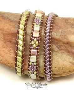 Bracelets for Women – Fine Sea Glass Jewelry Beaded Wrap Bracelets, Bohemian Bracelets, Beaded Earrings, Boho Jewelry, Beaded Jewelry, Handmade Jewelry, Country Jewelry, Cowgirl Jewelry, Geek Jewelry