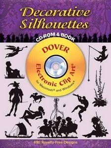 Dover Decorative Silhouettes - Assai Elle - Picasa Web Albums