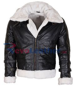 Mens Aviator Ginger Fur Lined Winter Warm Hooded Black Bomber Leather Jacket Winter Leather Jackets, Leather Jacket With Hood, Winter Jackets, Film Jackets, Men's Jackets, Hooded Bomber Jacket, Fur Bomber, Moto Jacket, Black Aviators
