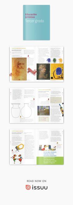 Educación Artistica 3er. Grado Libro de Texto RIEB 2010-2011