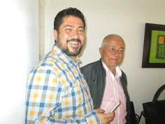 Mauricio y yo