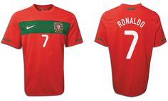 e6842b07c Nike Portugal Cristiano Ronaldo  7 Soccer Jersey (Home 10 11)    SoccerEvolution