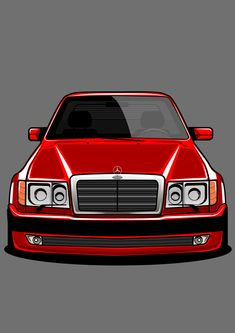 Mercedes Benz vector illustration - Everything About Japanese Cars 2020 Mercedes 190, Mercedes Benz 190e, Mercedes Benz Logo, Lamborghini, Ferrari, Mercedes Benz Wallpaper, Nascar, Cool Car Drawings, C 63 Amg