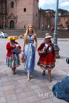 Princesa Inca, Vogue viaja a Peru