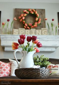 604 Best Spring Decor And Diy Images In 2019 Diy Ideas For Home