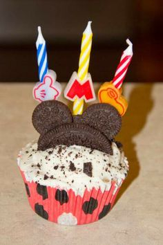 Mickey Mouse birthday party ideas!
