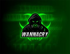 Design Discover Esport Logo Design Wannacry Team More than 3 millions free vectors, PSD, photos and free icons. Exclusive freebies and all graphic resources that you need for your projects Initial Logo, Letter Logo, Elegant Business Cards, Business Card Design, Logo Abstrait, Logo Boutique, Video Game Logos, Etiquette Vintage, Logo Psd