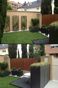 Like this for small garden