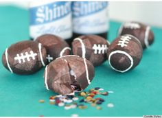Super Bowl Decorations: Fun-Filled Confetti Eggs To Cheer Your Team On Right