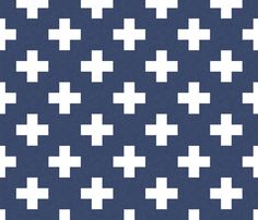 delft_plus_one fabric by holli_zollinger on Spoonflower - custom fabric
