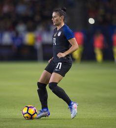 Gallery: U.S. WNT Wraps Up 2016 with 5-0 Victory vs. Romania - U.S. Soccer