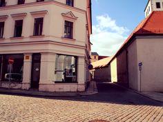 In der Nähe vom Dom - rechts der Kreuzgang  #diewocheaufinstagram #ausflug #momentaufnahme #altstadt #freiberg #sachsen