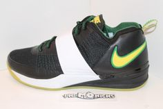 "Nike Zoom Revis ""Oregon Ducks"" PE"