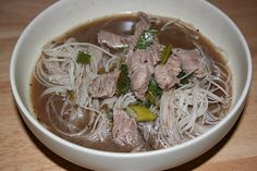 A Year of Slow Cooking: CrockPot Vietnamese Pho Soup Recipe