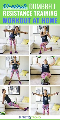Resistance Training Workout At Home