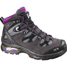 a29400bb26c Salomon Women s Comet 3D Mid GORE-TEX Hiking Hiking Boots Women