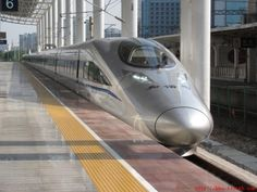 From Beijing to Guangzhou in 8 hrs.!: World's longest high-speed rail line´s ready. #China #train @Verge