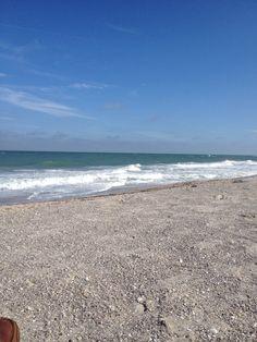 January beach!!