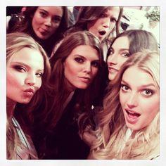 Instagram Photos of the Week | Cara Delevingne, Izabel Goulart + More Model Pics