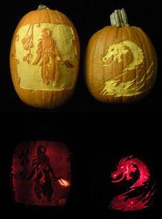 A Very Guild Wars 2 Halloween by HarmonicCosplay.deviantart.com on @DeviantArt & Smirk · Guild Wars 2 Inspired Halloween Pumpkin Lamp Prop Replica ...