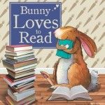 Buster Bunny loves books and reading and his enthusiasm is so infectious that soon his friends are enjoying reading and writing too! Bunny Loves to Read / Bunny Loves to Write by Peter Bently, Emma Foster & Deborah Melmon - Story Snug #reading #writing #literacy