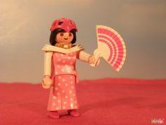 Princesse A Robe Rose PLAYMOBIL 1034 M