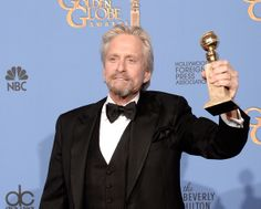 Best Performance by an Actor in a Mini-Series or a Motion Picture Made for Television Winner: Michael Douglas for Behind the Candelabra (2013) (TV)