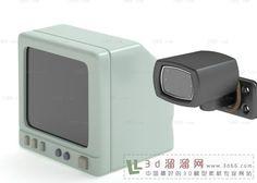 闭路电视3d模型(258745)