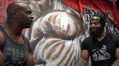 Terry Crews x CT Fletcher : What Makes a Man into a Monster ! - YouTube