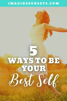 Knowing how to become the best version of yourself is very essential in life. Practice these 5 simple ways to be your very best, and see how you become a better version of yourself today! Finding Motivation, Motivation Success, Bucket List Ideas For Women, Personal Development Books, Meditation For Beginners, Positive Living, Life Advice, Best Self, 5 Ways