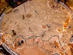 Piri Reis Map of World