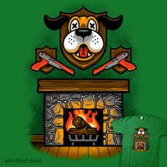 """""""Who's Laughing Now?"""" by Harebrained Duck Hunt That dog laughed one time too many. Geek Shirts, Duck Hunting, Big News, Geek Out, Video Game Art, Pop Culture, Funny Pictures, Nerd, Geek Stuff"""
