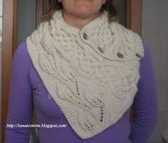 Lana e Cotone (maglia e uncinetto): Colli