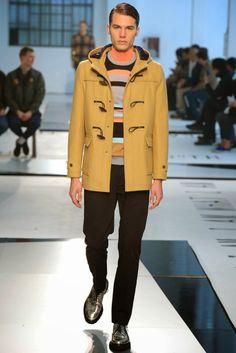 MSGM Fall/Winter 2014 - Milan Fashion Week #MFW | Male Fashion Trends