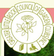 """The Little Rock Council of Garden Clubs, Inc. is focused on the creation of more beautiful gardens and landscaping; in uniting of garden clubs; assisting and joining all garden clubs in the larger issue of civic and state work; flower shows and open meetings; beautification and landscaping of state, municipal and county property and maintaining same; as well as sponsoring work with junior and intermediate high school gardeners."""" http://glrgc.net"""