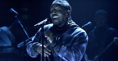 Kendrick Lamar debuted a new song while performing on 'The Tonight Show.'